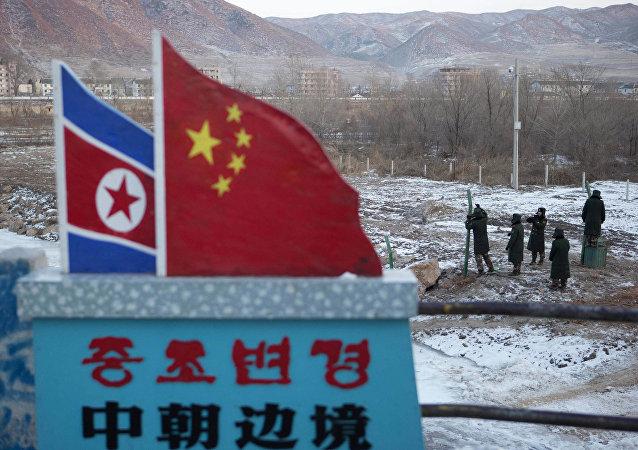 外媒:中朝兩國開通了新的口岸