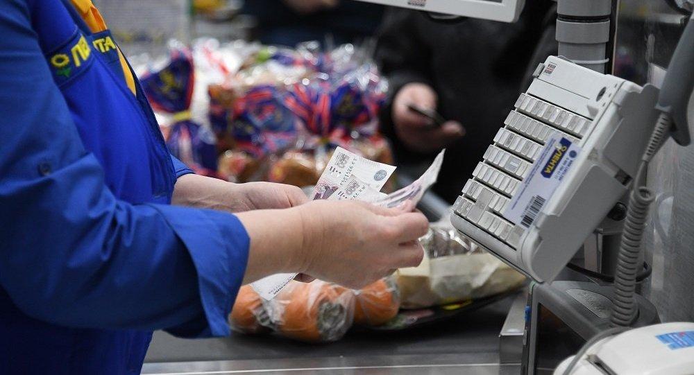 民調:俄羅斯人最擔心的是漲價
