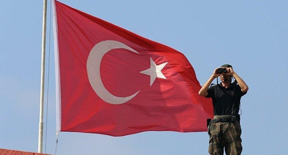 媒體:庫爾德武裝稱土耳其在伊拉克北部建造軍事基地
