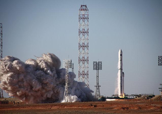 安哥拉首枚衛星已從拜科努爾發射場發射升空