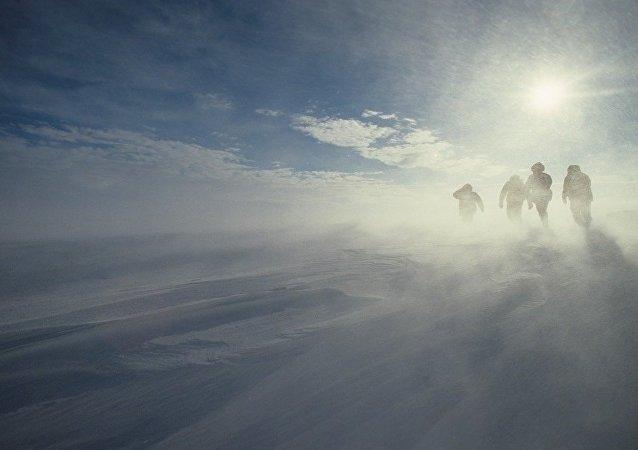 科學家在南極記錄到創紀錄的升溫