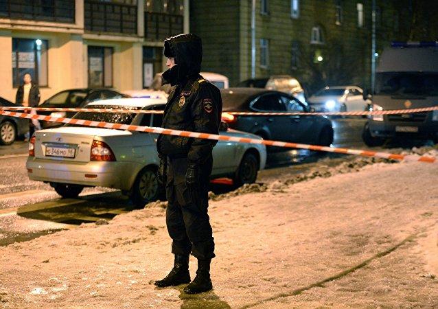 「伊斯蘭國」已表示對聖彼得堡超市爆炸案負責