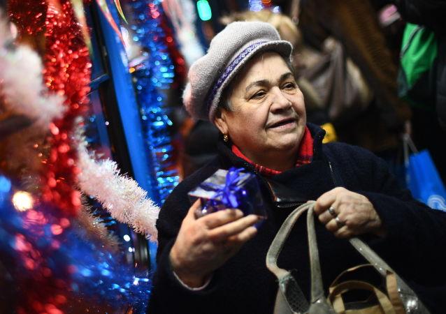 約80%俄羅斯人打算在家中迎接新年