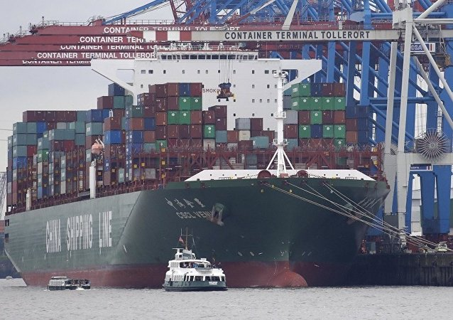 中國欲成全球第一海運大國