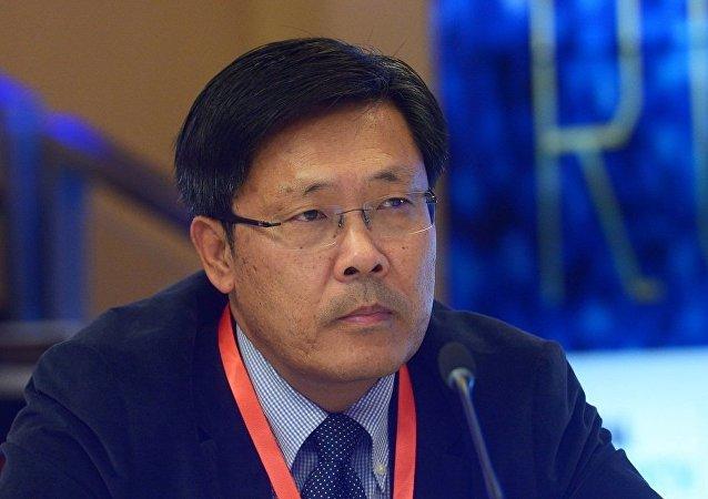中國石油天然氣集團公司俄羅斯代表處首席代表王生滋
