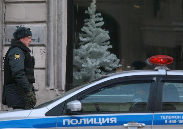 俄羅斯內務部:在紅場附近開火的嫌疑人被抓