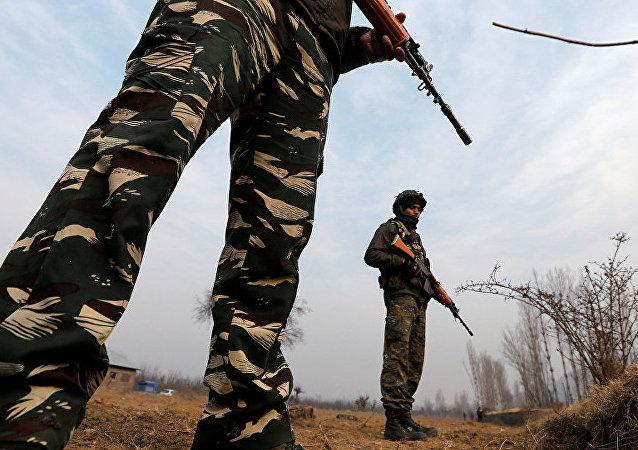 印度向包括俄羅斯在內的夥伴通告有關對克什米爾採取的措施