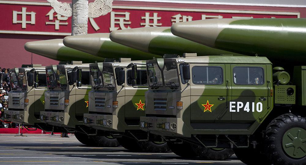 俄媒:中國不會放棄中短程導彈