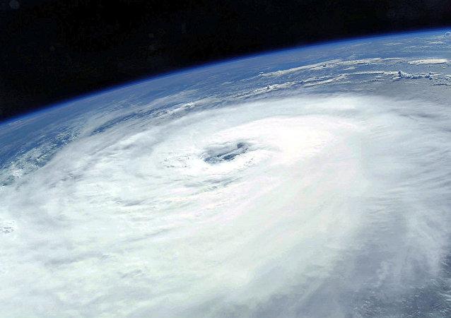 熱帶氣旋(資料圖片)