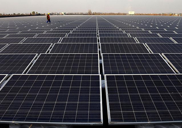 報告:中國對太陽能投資規模佔全球60%