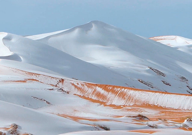 撒哈拉沙漠已連續兩年出現降雪