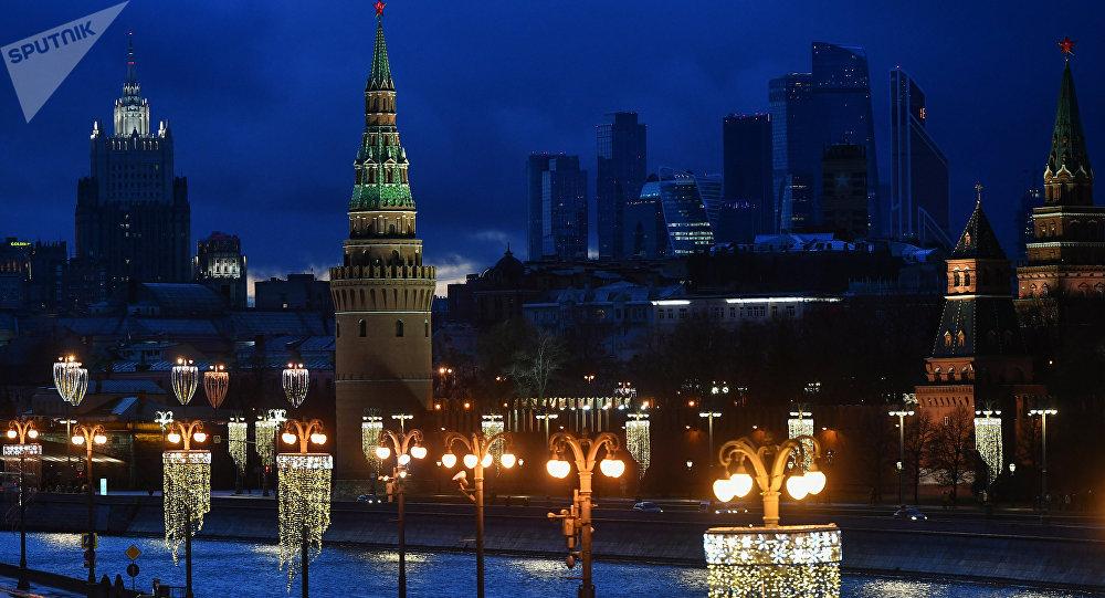 克宮:俄羅斯將對美國制裁行為作出對等回應