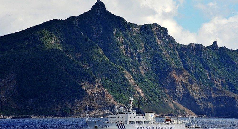 媒體:四艘中國船隻駛入與日本有爭議的水域