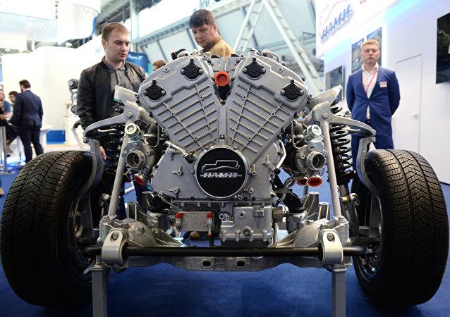 俄擬將「車隊」項目汽車發動機改為航空發動機