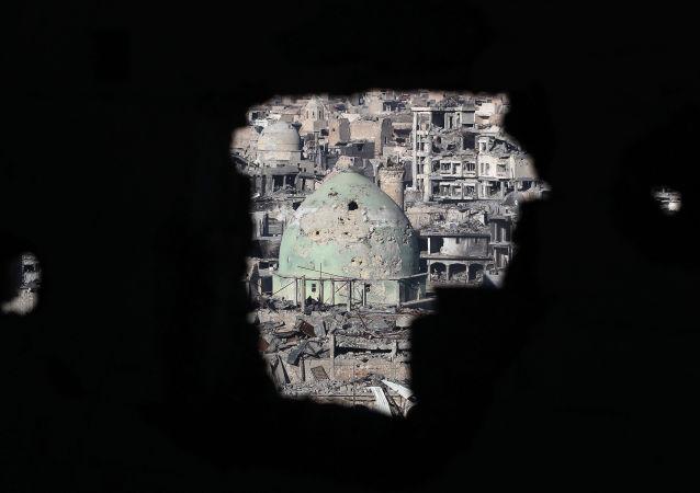 伊拉克官員:IS帶來1000億美元損失 期待10年內重建國家