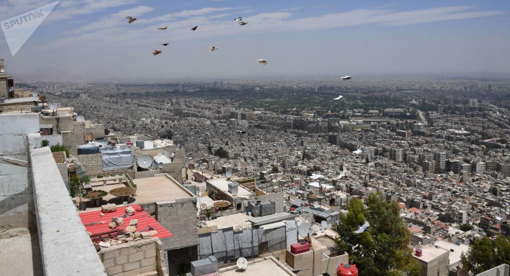 敘利亞首都大馬士革