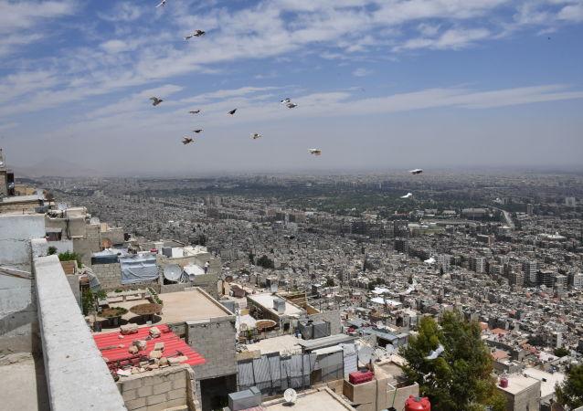 聯合國敘利亞問題特使已經抵達大馬士革 開始進行首次訪問