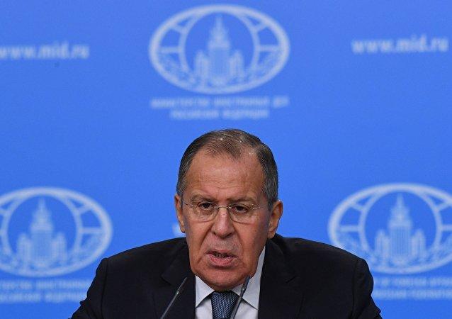 俄外長:俄羅斯願意接待歐安組織觀察員監督總統選舉
