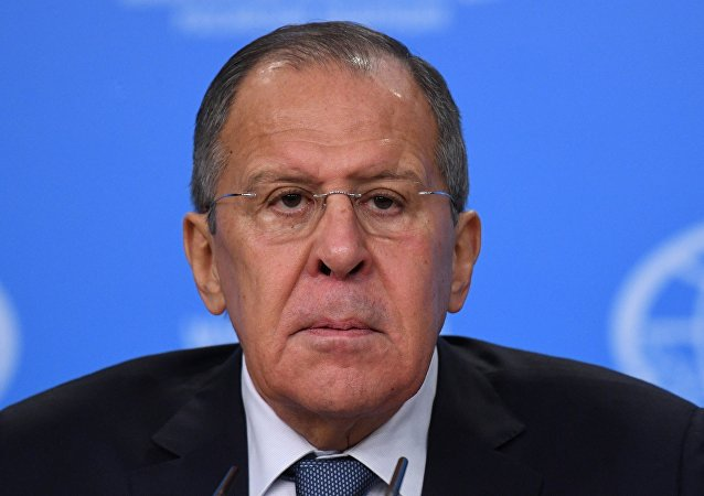 俄外長:俄希望原封不動保留《中導條約》