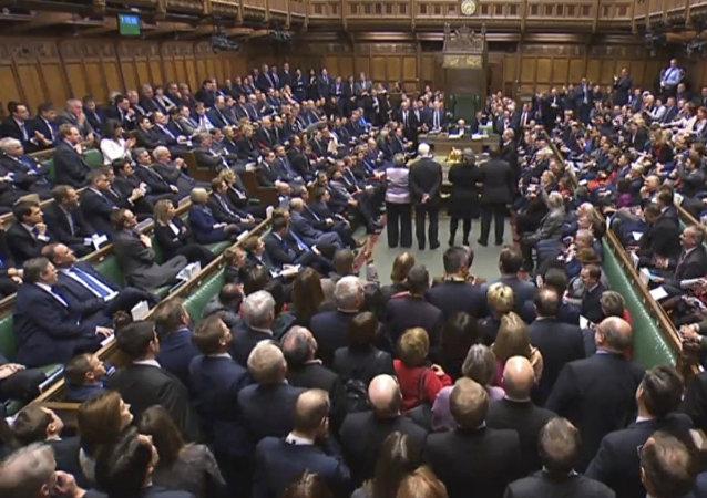 英國議會(資料圖片)