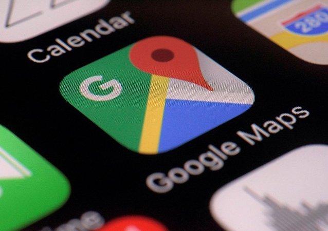 媒體:谷歌地圖重返中國
