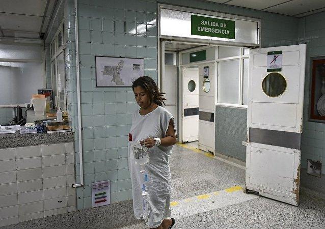 委內瑞拉總統承諾每月補貼每名孕婦3.84美元