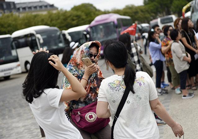 中國遊客對酒店服務的滿意率居全球第46位