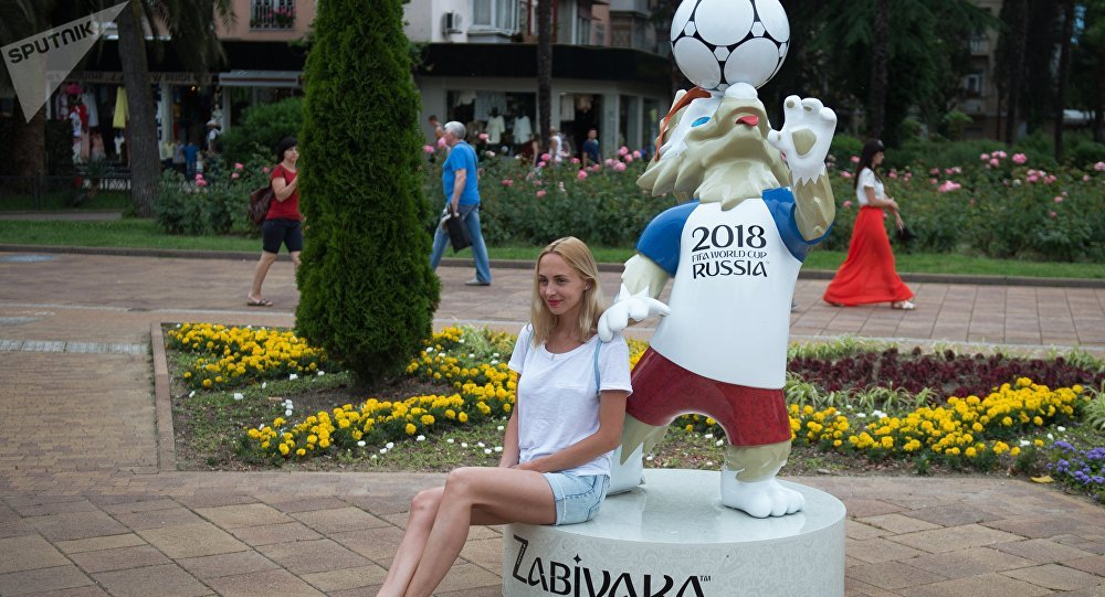2018年世界杯期間索契預計接納百餘萬遊客