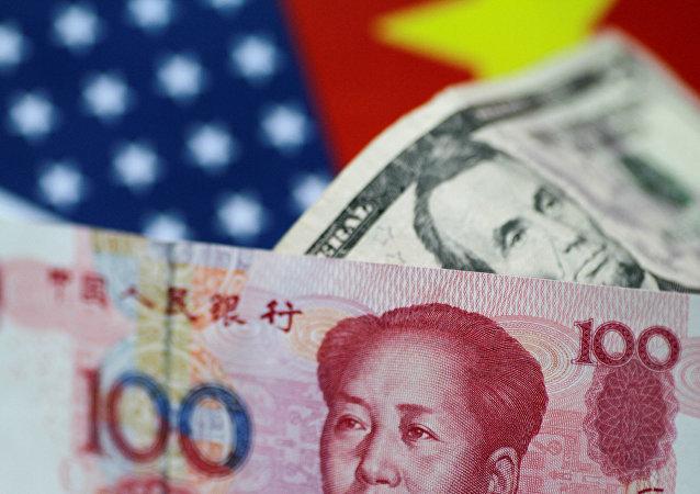 中國外交部:希望美方不要把貨幣問題政治化