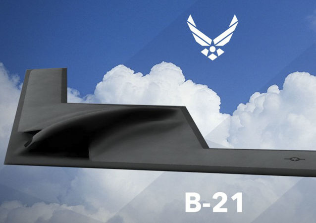 B-21「突擊者」(B-21 Raider)