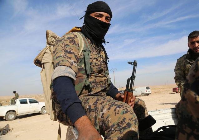 「敘利亞民主力量(SDF)」