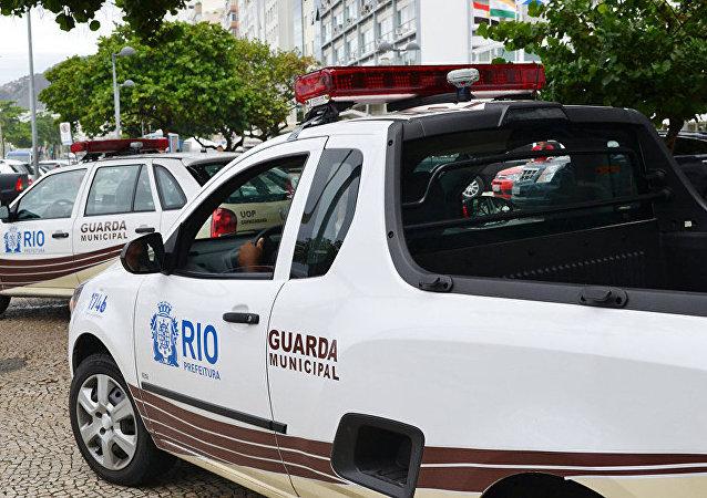 巴西警察汽車