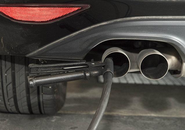 大眾為用猴子測試柴油車尾氣排放清潔度致歉