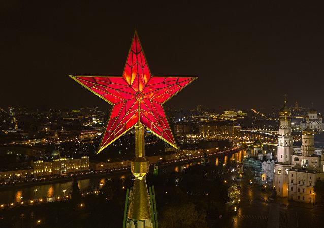 歡迎來到莫斯科—俄羅斯的首都和2018世界杯舉辦地!