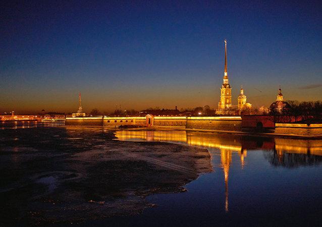 歡迎您來到聖彼得堡—俄羅斯的北方首都、2018年世界杯舉辦地!