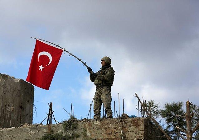 敘阿夫林地區兩個村莊已處於土軍控制下