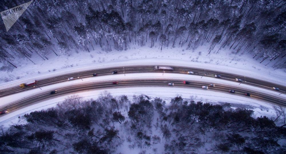 「歐洲-中國西部」交通走廊俄境內首條全私人投資公路設計造價降低兩成