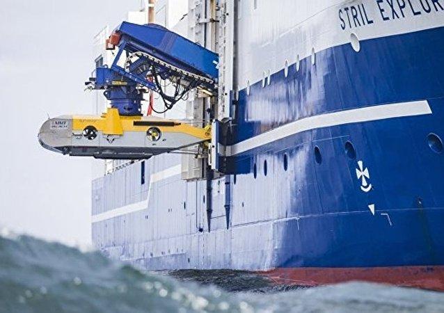 俄方取得在德國領海鋪設「北溪-2」天然氣管道的許可
