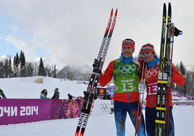 俄羅斯滑雪奧運冠軍尼基塔·克留科夫