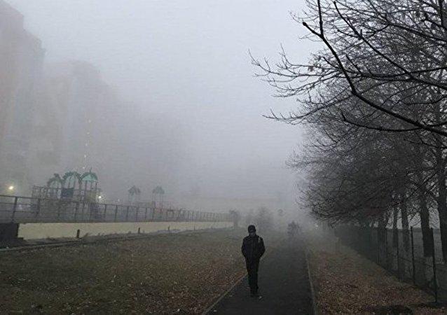 霧霾(資料圖片)