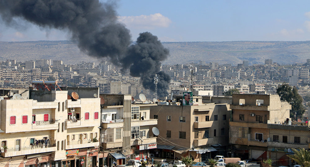 若外交手段無效 大馬士革將武力奪回阿夫林地區