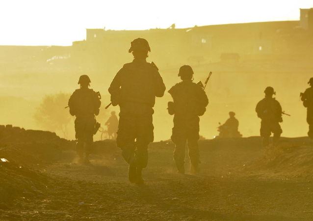 特朗普望美國永遠不要被迫使用武裝力量