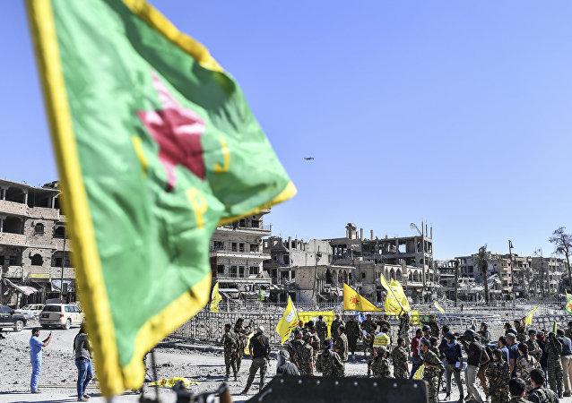 土耳其指責特朗普不履行從曼比季撤出庫爾德武裝諾言