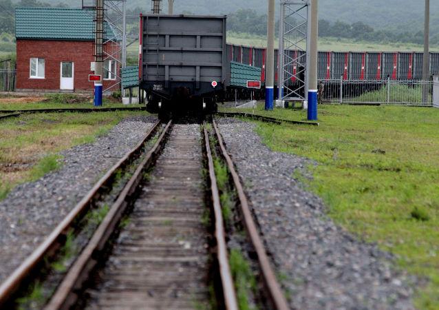 俄擴大對中國食品出口的鐵路供應量