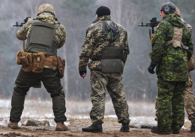 加拿大的軍事教官