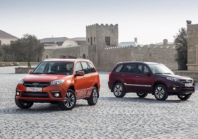 中國奇瑞汽車將於8月在俄啓動新瑞虎4的售賣