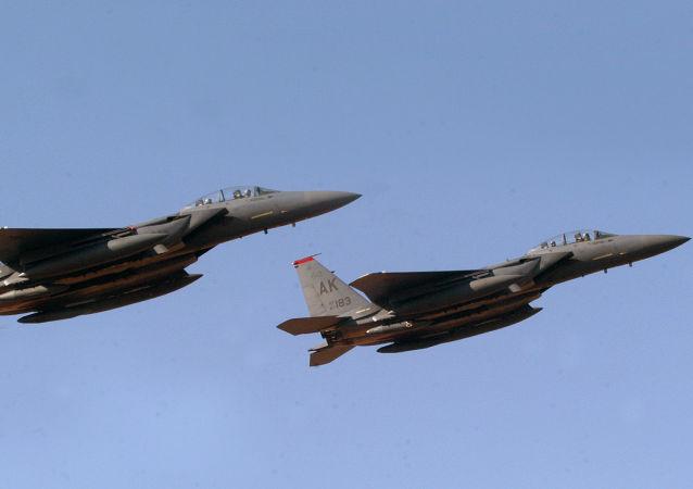 F-15E戰機