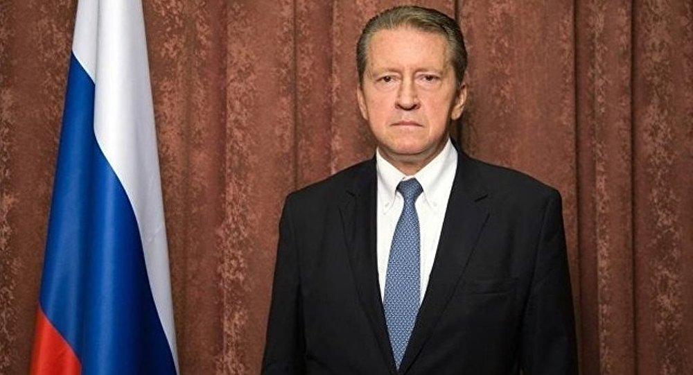 俄羅斯駐印度大使尼古拉∙庫達捨夫
