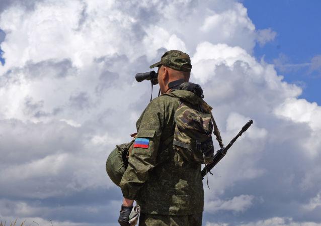 盧甘斯克人民共和國人民警察