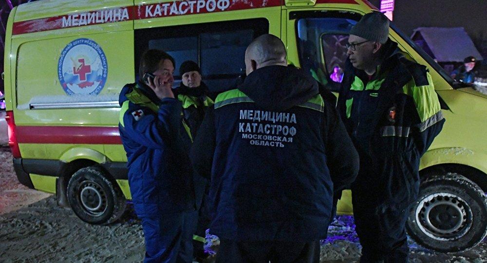 俄緊急情況部:莫斯科地區安-148墜機現場的搜救行動已結束